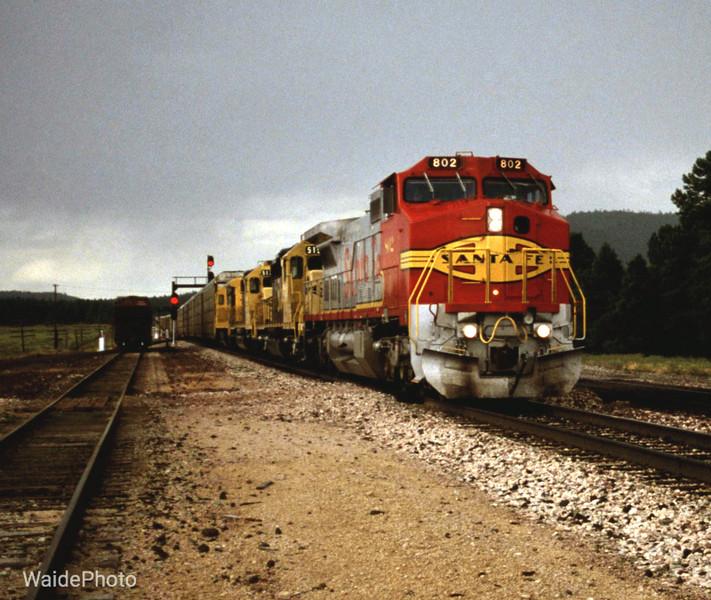Williams Jct., Arizona 1992