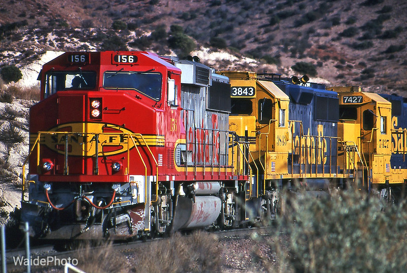 Cajon Pass, California 1993