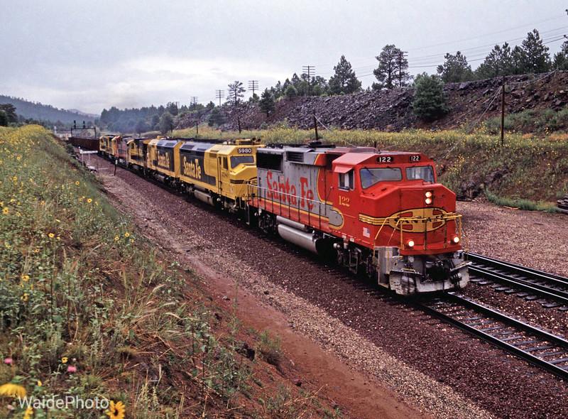 Williams Junction, Arizona 1992