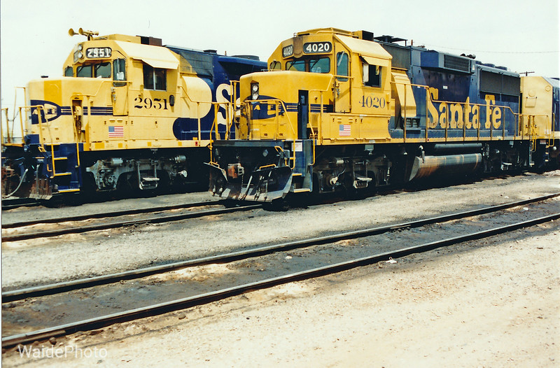Mobest Yard, Phoenix, Arizona 1991.