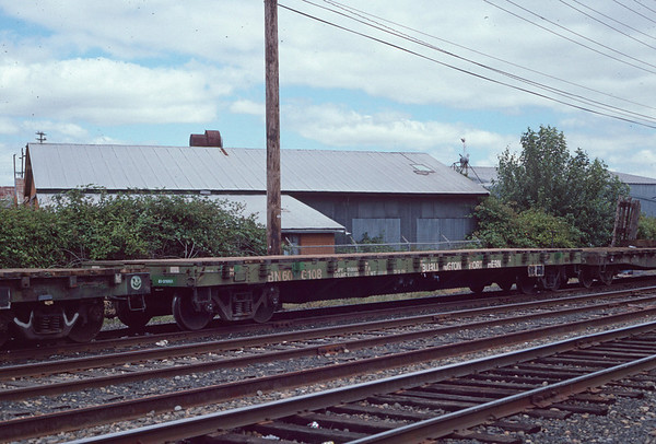 Flat Cars (Scanned)