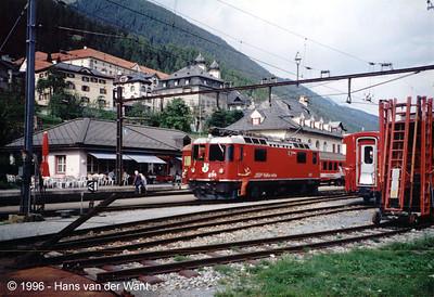 RhB-630 - Disentis - 20-08-1996
