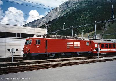 FO-105 - Andermat - 20-08-1996