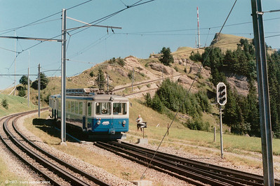 150 Years Swiss Railways - Arth Rigi Bahn- 10 september 1997