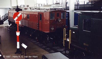 Verkehrshaus Luzern, 08-09-1997