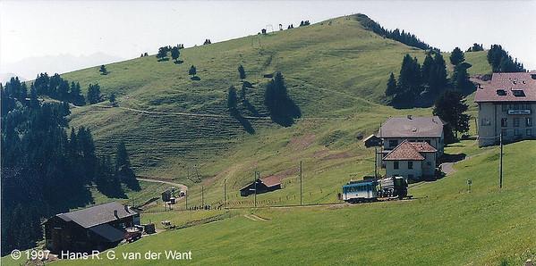 Arth Rigi Bahn- 10 september 1997