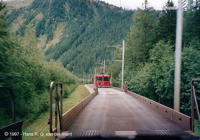 Furkatunnel, 14-09-1997
