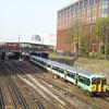 Class 455/8 - East Croydon