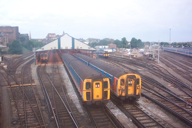 3431 & 1578 - Clapham Yard