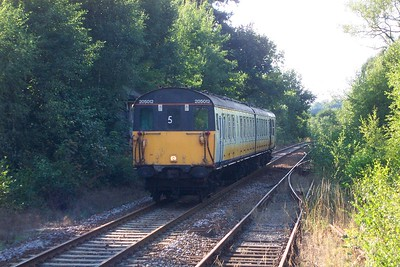 Eridge, Ashurst & Uckfield (22-08-2003)