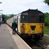 205032 - Oxted<br /> <br /> This Class 205 unit 205 032, is today preserved at The Dartmoor Railway.