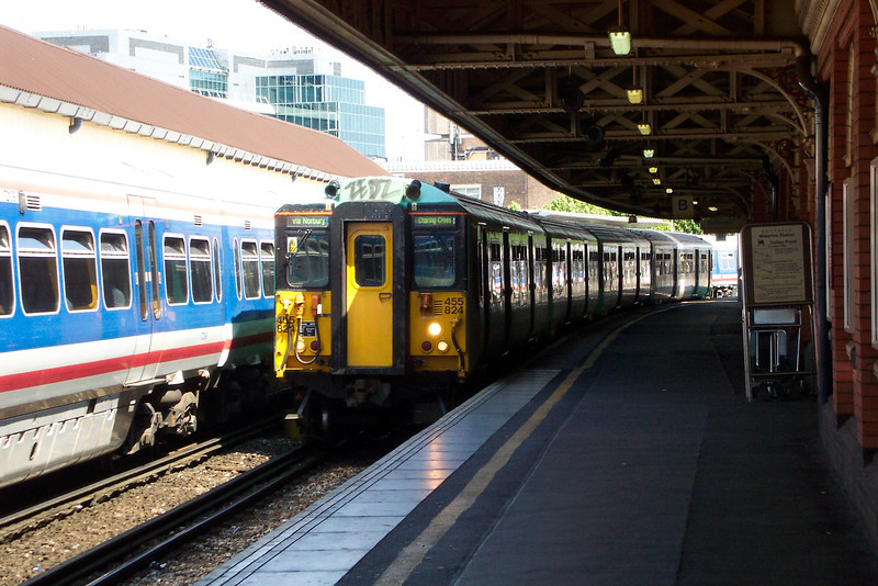 455824 - Waterloo East