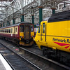 156509 & 43062 (New Measurement Train) - Glasgow Central