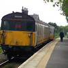 Winchelsea<br /> <br /> Class 205, unit 205025, is now preserved at The Mid-Hants Railway.