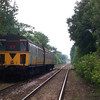 Ham Street<br /> <br /> Class 207 unit 207 203 is now preserved at the Swindon & Cricklade Railway.