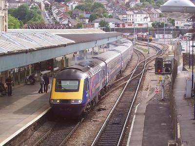 Bristol, Seven Tunnel & Newport (10-07-2004)