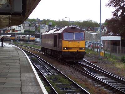 Cardiff Class 37s (08-05-2004)