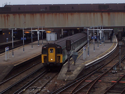 Earlswood, Salfords & Gatwick Airport (26-04-2004)