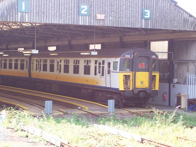 Gatwick Airport, Eastbourne & Redhill (02-09-2004)