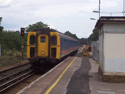 Hampshire (28-08-2004)