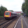 Class 170/3 unit 170301 passes Raynes Park with a Waterloo to Salisbury working.<br /> <br /> The Class 170 units were used by South West Trains between 2000 and 2006. When S.W.T no longer needed them they were all (except 171730) were transferred to Transpennine Express.