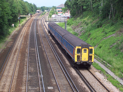 Motspur Park, Walton On Thames & Weybridge (04-06-2004)