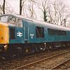 45118 - Northampton & Lamport Railway - 1 January 2004