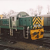 D9516 - Nene Valley Railway - 1 January 2004