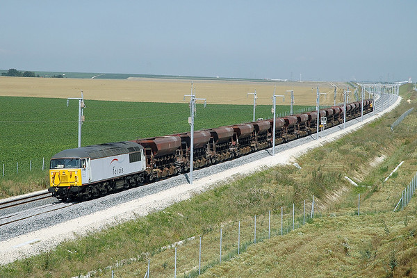 Class 56 & 58 in France 2005