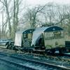 Wkm 10707 DB965991 & Wkm 10839 DB966031 - Medstead & Four Marks, Mid-Hants Railway - 23 January 2005