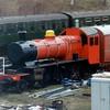46428 - Bury, East Lancs Railway - 30 January 2005