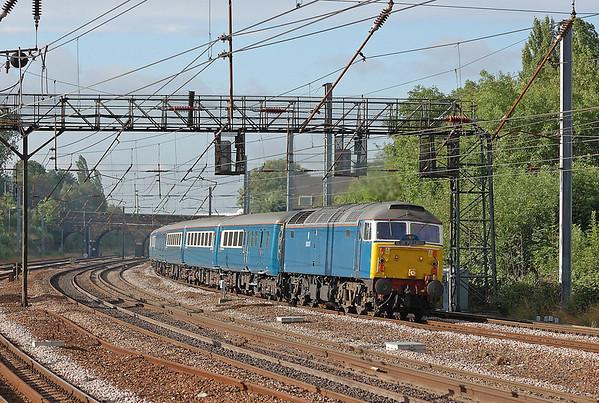 The evergreen Class 47