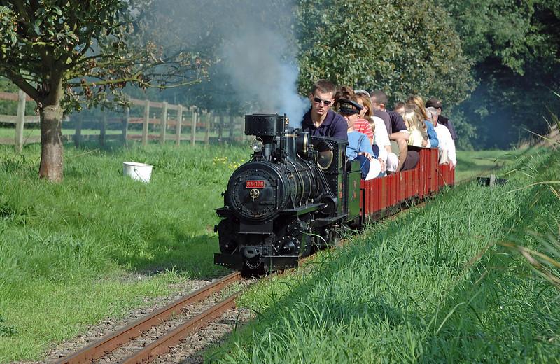 Norton Hill Light Railway