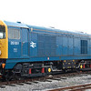 20001 - Midland Railway Centre, Swanwick Jct - 17 March 2006