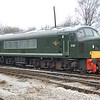 D182 - Midland Railway Centre, Swanwick Jct - 17 March 2006