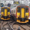 156467 & 156500 - Glasgow Central