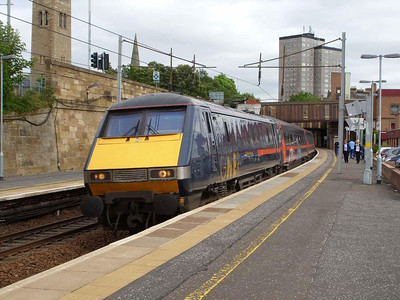Ayrshire & Glasgow (11-07-2007)