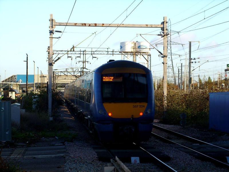 357224 - Dagenham Dock