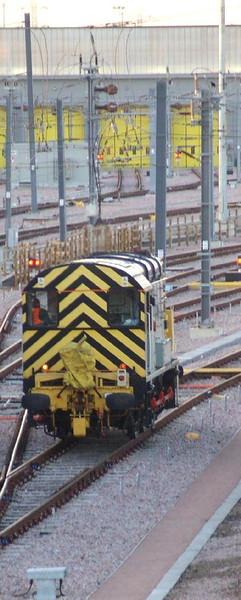 08948 - Temple Mills Eurostar Depot