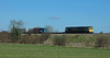 1015, as I was walking from Cholsey Station to Manor Farm bridge the 4O14 Ditton to Southampton passed.