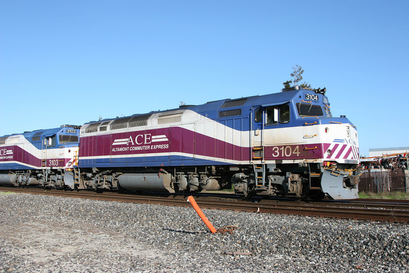 ACEX3104 - Newark, CA - February 19, 2007<br /> ©2010 Chris Butts