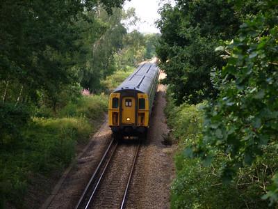 Eastleigh, Lymington & Bradford Upon Avon (26-08-2007)