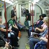 Victoria Line 67ts Interior