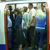 Crowded Victoria Line 67ts