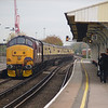Wandsworth Town<br /> <br /> 1Z35 was the Barking to Bletchley leg of the Silverlink Swansong Railtour which ran with 37417 and 37410 (pictured) to commemorate the finishing of the Silverlink Trains franchise.