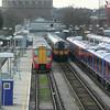8018 & 444003 - Clapham Yard