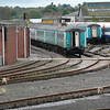 Arriva Mark 2s - Eastleigh Works