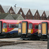 2416, 2420 & 2423 - Eastleigh Works