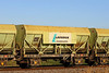 The SDT consists of two axle wagons similar to PGAs with a conveyor belt running beneath.