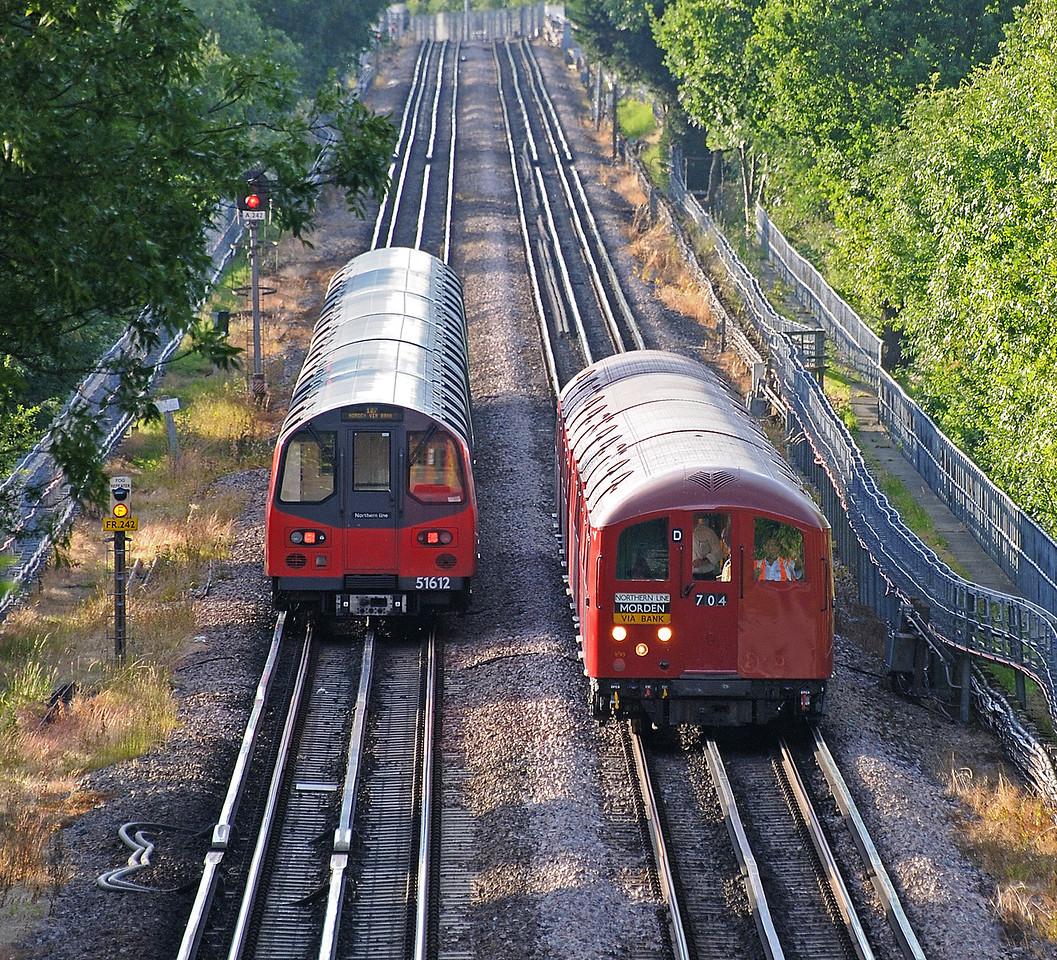 Between High Barnet and Totteridge & Whetstone